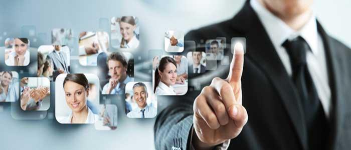 داشبورد مدیریت منابع انسانی در اکسل