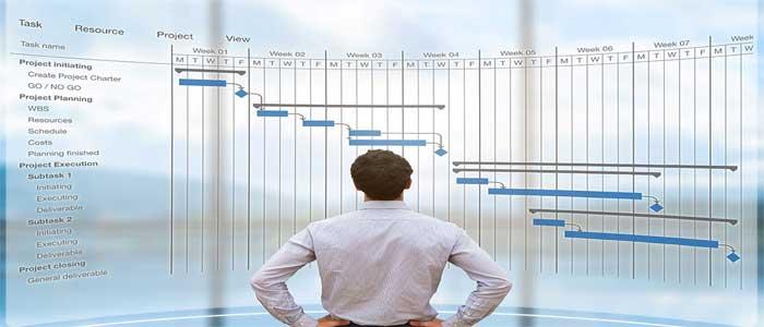 استقرار سیستم مدیریت پروژه
