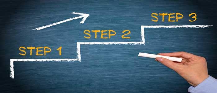 Activity Steps در پریماورا