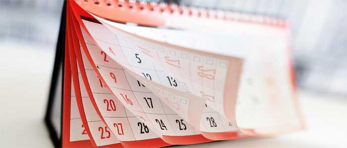 چهار تاریخ مهم در MSP و پریماورا پریمورا primavera p6 status date data date