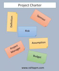 شناسنامه یا منشور پروژه project charter